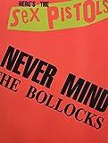 Never Mind The Bollocks (Guitar Tab)