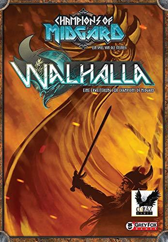 Corax Games Champions of Midgard - Walhalla Erweiterung Brettspiel deutsch