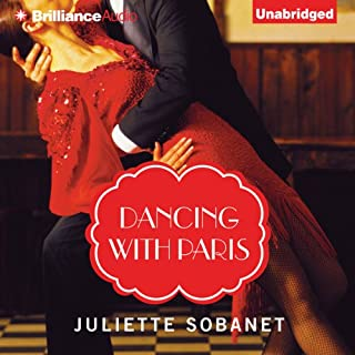 Dancing with Paris audiobook cover art