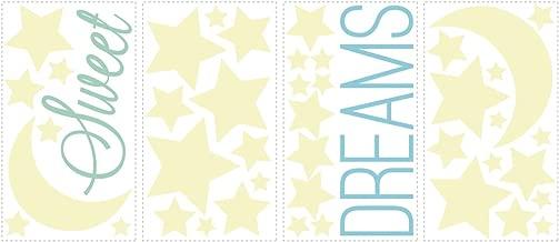 Asian Paints Nilaya Sweet Dreams Glow in the Dark wall stickers