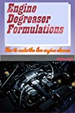 Degreaser Making Formula: Engine Cleaner Formulations (small business Book 22) (English Edition)
