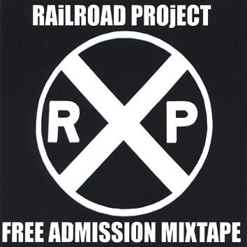 Free Admission Mixtape