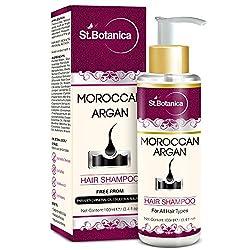 shampoo alternatives for curly hair - st. botanica