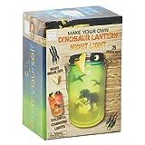 Hapinest DIY Dinosaur Toy Lantern Night Light Kit - Arts and Crafts Gift for...