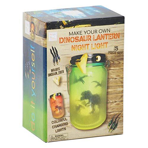 DIY Dinosaur Toy Lantern Night Light Kit