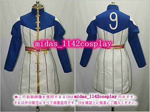 イナズマイレブンGO2 クロノ・ストーン ギリス 9番号 コスプレ衣装