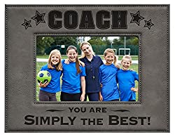 Put your own picture in this Thank You Gifts for Football Coaches.