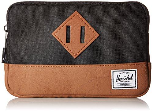 HERSCHEL Porta Ipad Mini Heritage Sleeve 10139 Black