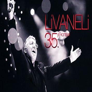 Livaneli Konserleri (Live, 35. Yıl Konseri)