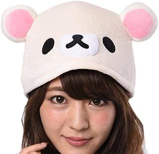 Korilakkuma Kigurumi Half Cap