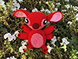 Leroy Experiment 629 from Lilo and Stitch Animal Doll Amigurumi