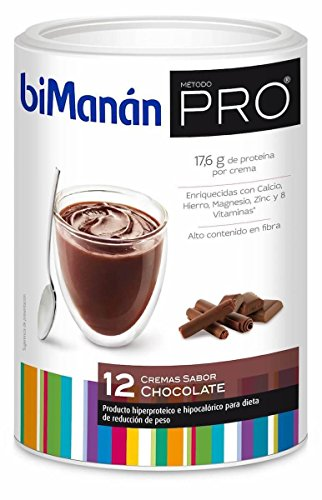BIMANAN Bmn Pro Crema Chocolate 540Gr. 1 Unidad 400 g