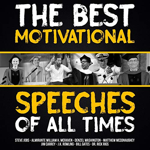 The Best Motivational Speeches of All Times cover art