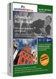 Sprachenlernen24.de Schwedisch-Businesskurs Software: DVD-ROM für Windows/Linux/Mac OS X. Integrierte Sprachausgabe mit über 3300 Audio-Vokabeln und Redewendungen