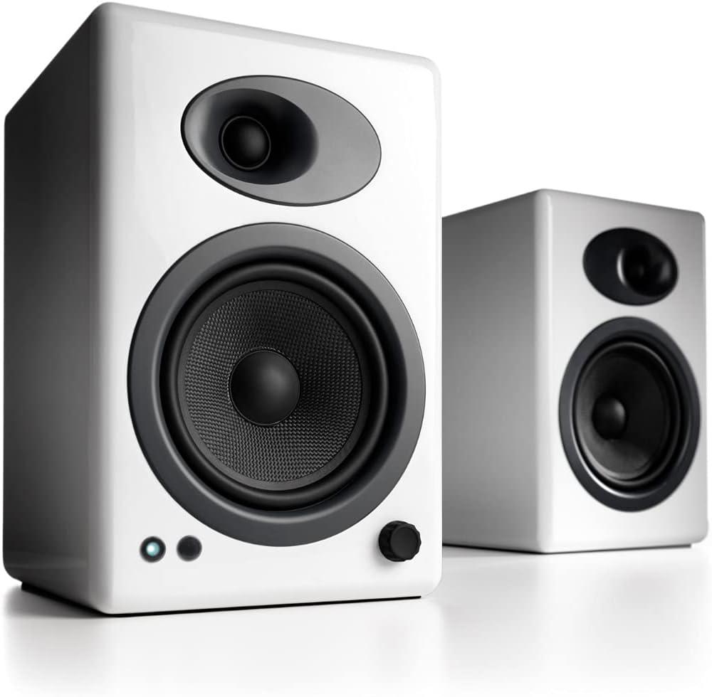 Milwaukee Mall Audioengine A5+ Plus Powered Speaker Desktop Inventory cleanup selling sale Monitor