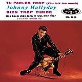 Tu Parles Trop (EP N°05) - Paper Sleeve - CD Vinyl Replica Deluxe + 8 Titres Bonus