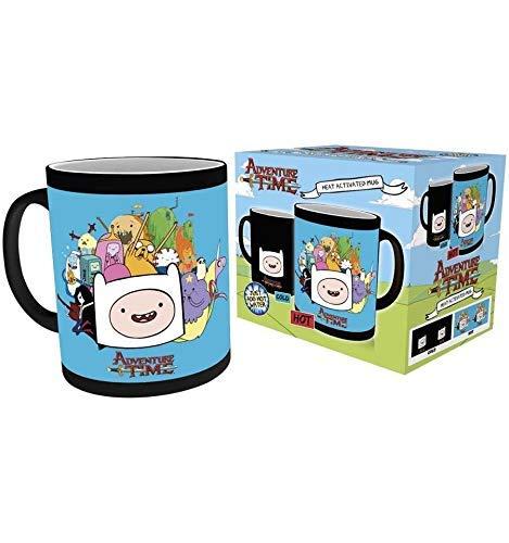 GB Eye LTD, Adventure Time, Personajes, Taza Mágica cambiante de Color