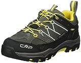 CMP Unisex-Kinder Rigel Trekking-& Wanderhalbschuhe, Mehrfarbig (Graffite U887), 30 EU