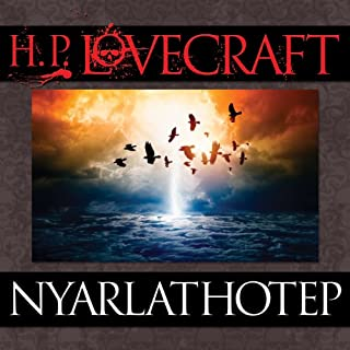 Nyarlathotep audiobook cover art