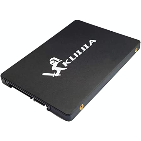 "KUIJIA SSD SATA 2.5""60GB内蔵ソリッドステートドライブデスクトップラップトップSolid State Drive Desktop Laptop32GB 60GB 64GB 120GB 128GB 240GB 250GB 500GB 960GB 1TBを含む (60GB, 2.5""-SATA3)"