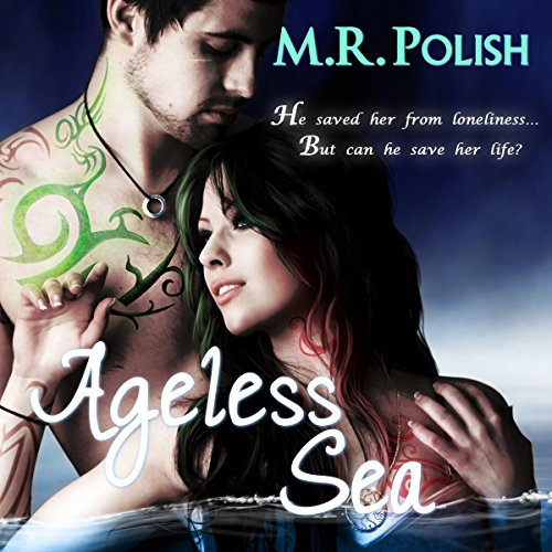 Ageless Sea audiobook cover art