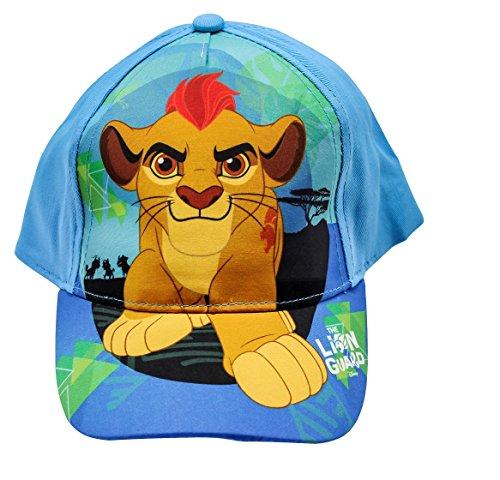 Unbekannt Baseball Caps, Kappe, Schirmmütze für Kinder, Jungen und Mädchen, Die Garde der Löwen, Türkis, 52