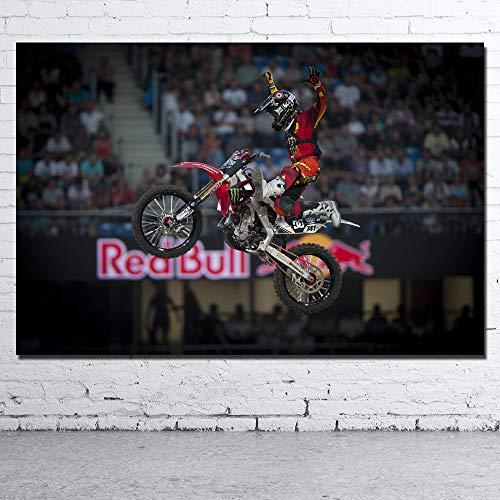 UHvEZ 1000pcs_Adult Puzzle_Motocross Extremo_Rompecabezas para Adultos Rompecabezas para niños Rompecabezas de Paisaje de Madera Rompecabezas de Regalo Educativo para niños_50x75cm