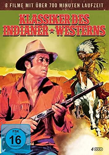 Klassiker des Indianer-Westerns [4 DVDs]