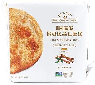 Tortas de Aceite by Ines Rosales - Cinnamon (6.34 ounce)