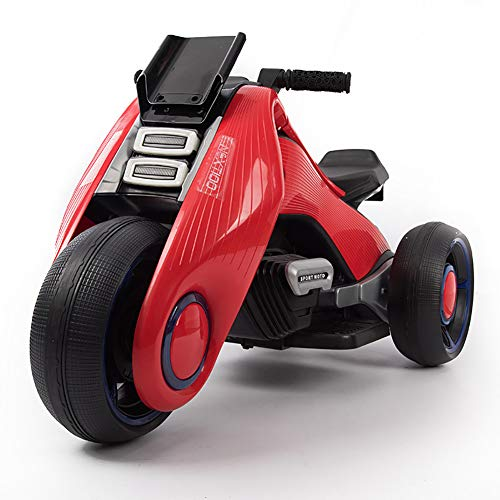 Review Of W&HH Electric Motorcycle for Kids,Electric Tricycle,Electric Car with Early Education Func...