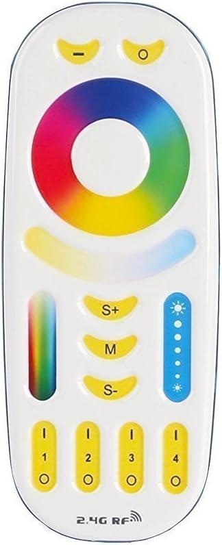 199 opinioni per LIGHTEU®, Milight Telecomando RGBCCT per il controllo remoto del modulo wireless