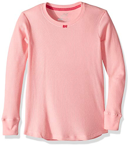 WATSONS Watson's Mädchen-Unterhemd, Waffelmuster, Rosa, Größe S