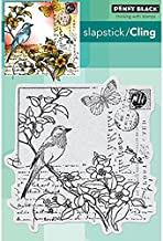 Penny Black Garden Letter Decorative Stamp