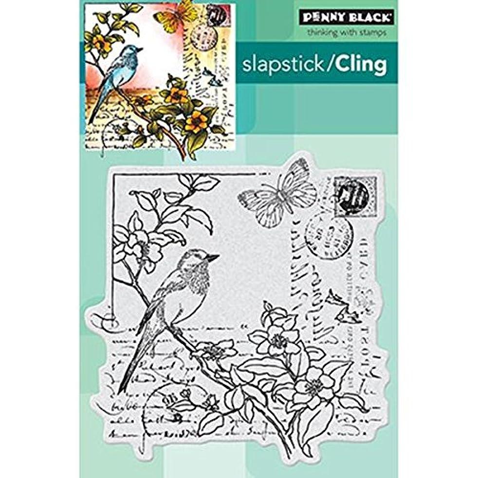Penny Black Garden Letter Decorative Stamp