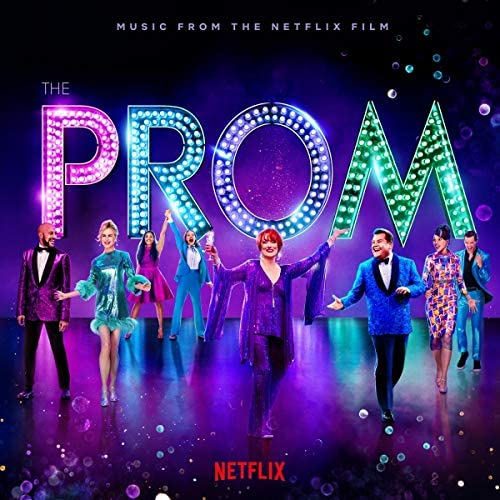 The Prom Music from the Netflix Film product image