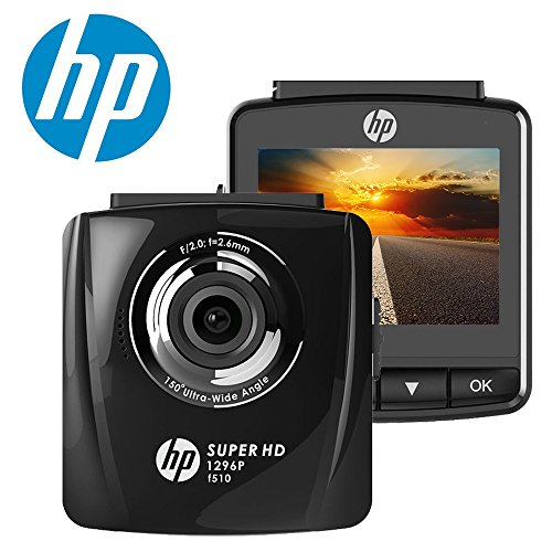 HP Dash Cam Telecamera per Auto Full HD...