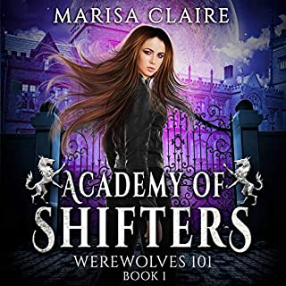 Academy of Shifters cover art