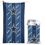 Stockdale Dallas Cowboys Absorbent Beach Towel, Towels 28.7'' X...