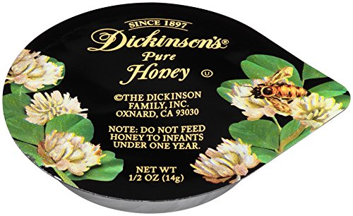 Dickinson's Pure Honey, 200 Count