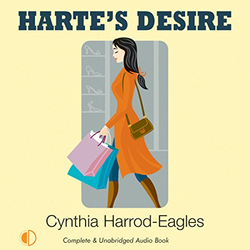 Harte's Desire audiobook cover art
