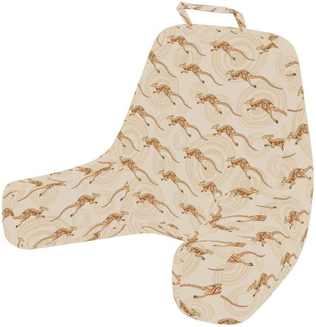 Ambesonne A surprise price is realized Wildlife Reading Cushion with Australia T Pocket List price Back