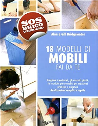 Foto di Diciotto modelli di mobili fai da te