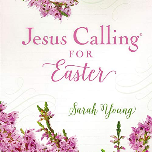 Jesus Calling for Easter audiobook cover art