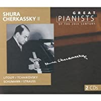 Great Pianists of the 20th Century - Shura Cherkassky Vol. 2 (1999-01-01)