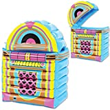 Beistle Aufblasbarer Jukebox-Kühler, 50,8 x 77,5 cm, mehrfarbig
