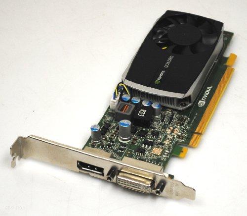 NVidia Quadro 600 S26361-D1653-V61 D1653 1 GB Grafikkarte PCIex16 / Diplayport / DVI / Z072 - Grafikkarte ohne jegliches Zubehör
