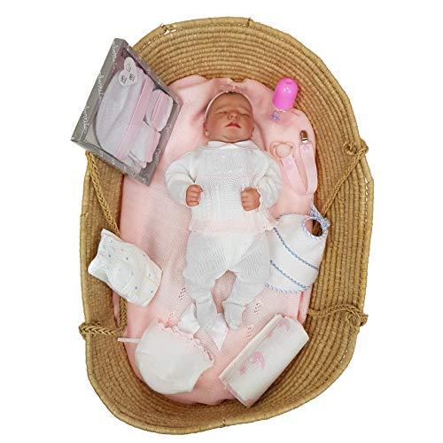 Increíble Bebé Reborn realista de Borda y más