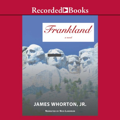 Frankland audiobook cover art