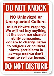 Stop The Christians From Knocking On Your Door Atheist