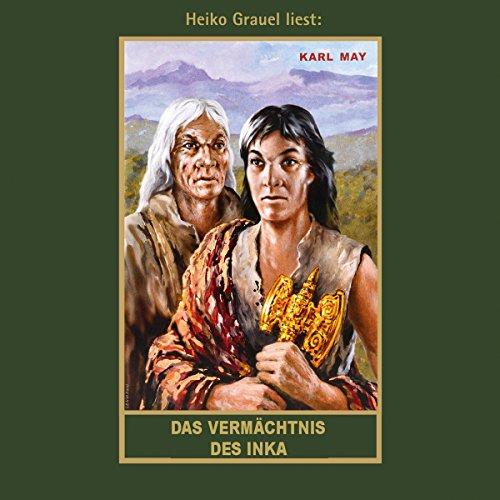 Das Vermächtnis des Inka audiobook cover art